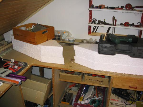 Karpfen Futterboot bauen 2