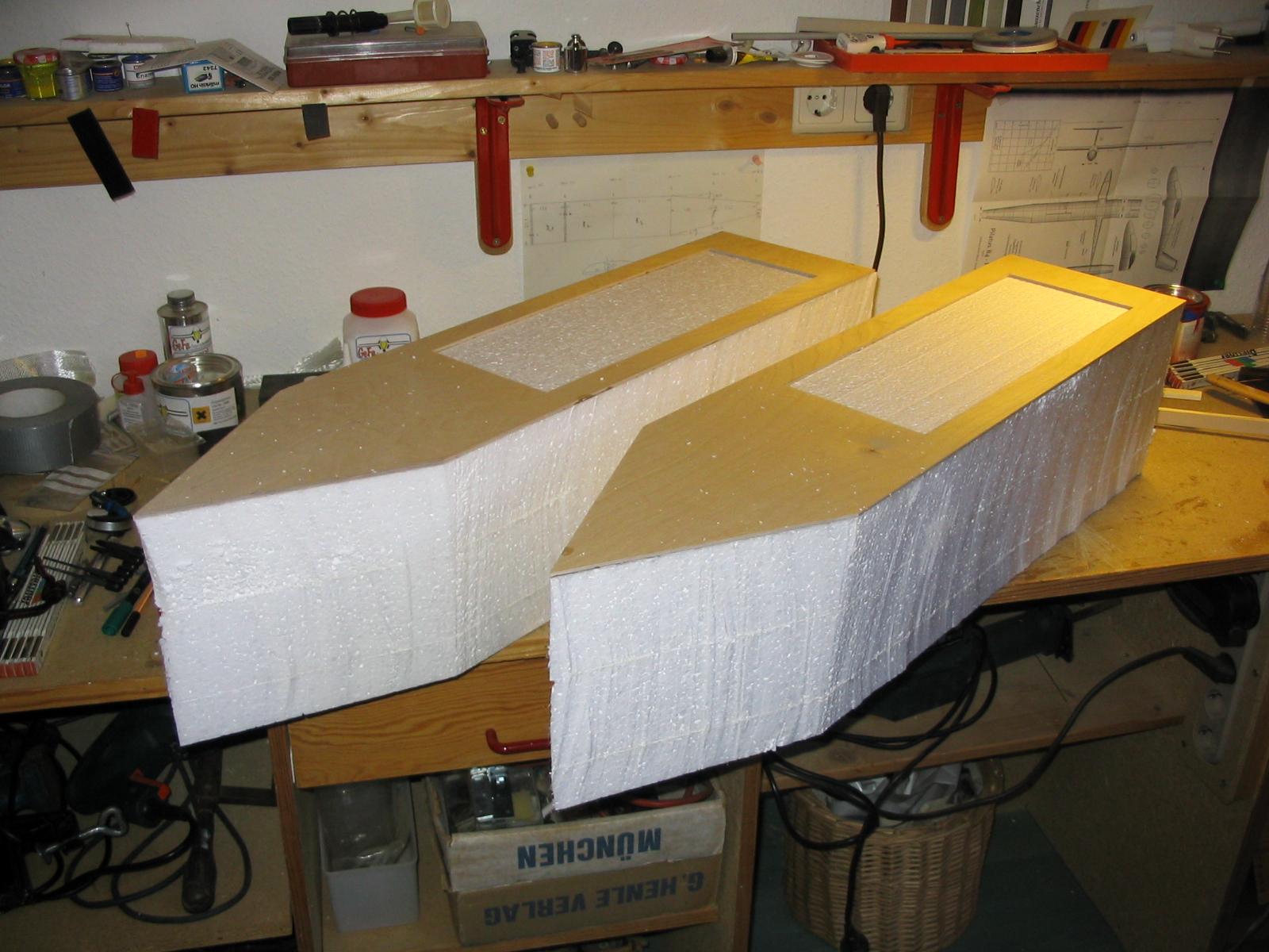 Karpfen Futterboot bauen 4