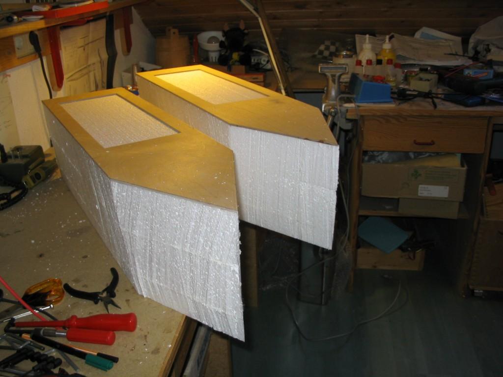 Karpfen Futterboot bauen 5