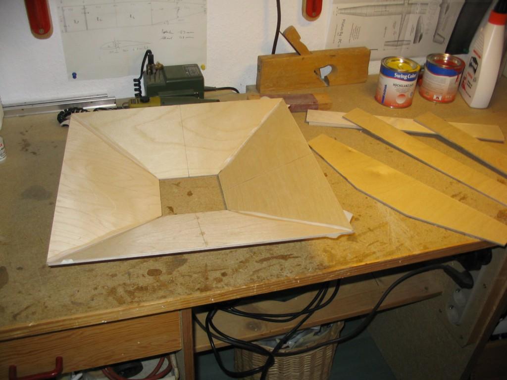 Karpfen Futterboot bauen 14