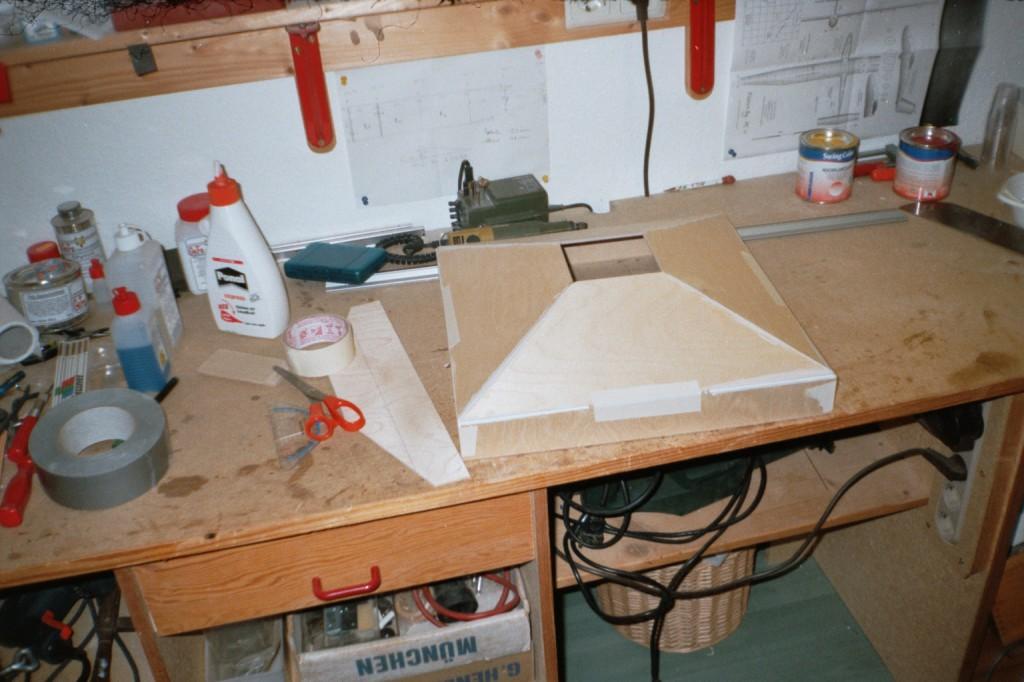 Karpfen Futterboot bauen 17