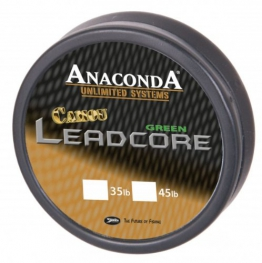 Anaconda Camou Leadcore (10m), Tragkraft:45lbs;Farbe:Camou Brown - 1