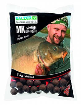 Balzer - Matze Koch Special Edition Boilies Monster Crab-Robin Red /20mm - 1