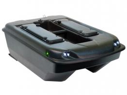 Carp Madness XXL Bausatz Futterboot 2,4 Ghz Schwarz Baitboat Köderboot - 1