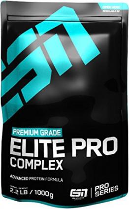 ESN Elite Pro Complex, Hazelnut, 1000g Beutel - 1