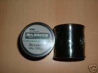Fox Premium Warrior Karpfenschnur, Farbe:Grau;Durchmesser:0.33mm - 1