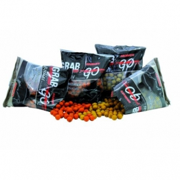 GRAB & GO Boilies Monster Fisch, 20mm, 1kg - 1