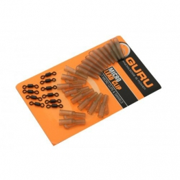 Guru Micro Lead Clip incl. Swivels&Tail Rubbers - 1