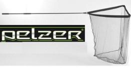 Pelzer Contact Landing Net Karpfenkescher 2,70 m/105 cm - 1
