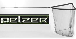 Pelzer Karpfenkescher Contact Landing Net 2,70 m/105 cm - 1