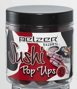 Pelzer Pop Up Boilies Sushi Imperial 21mm 100g - 1