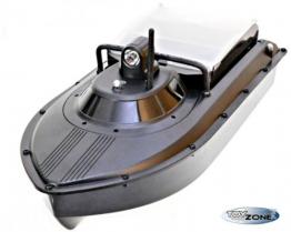 RC Boot Futterboot Echolot und Sonar Funktion Köderboot Baitboat Li-ion Mangan Akku 2,4GHz RTF - 1