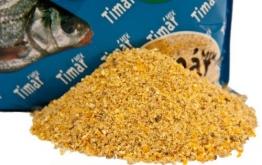 Timar Mix Futter Plus Serie 1kg Karpfen Honig Futter Angelfutter Grundfutter Karpfenfutter - 1