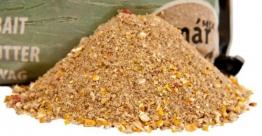 Timar Mix Futter Plus Serie 3kg Aal und Karpfen mit Fischmehl Grundfutter Futter Angelfutter Bait Karpfenköder - 1