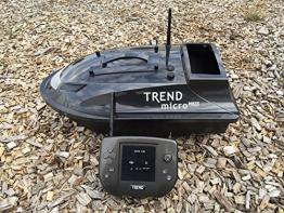 TREND Micro MKII Baitboat Futterboot Neuheit 2015 - 1