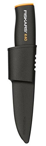 Fiskars Universalmesser, Schwarz, Länge: 21cm - 1