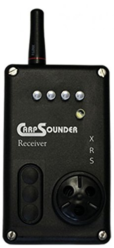 Carp-Sounder Receiver XRS LED bunt -