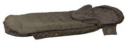 Fox Evo-Tec ERS3 Sleeping Bag 103x224cm Schlafsack, Angelschlafsack, Anglerschlafsack zum Nachtangeln -