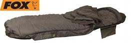 Fox Ven-Tec VRS2 Sleeping Bag 93x213cm Schlafsack, Angelschlafsack, Anglerschlafsack zum Nachtangeln -